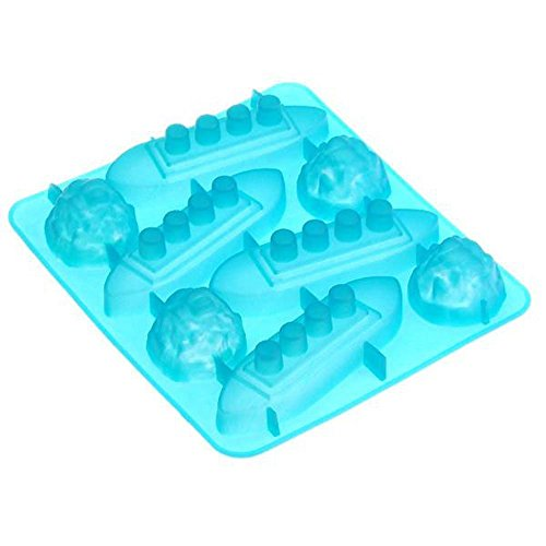 Titanic Ship Ice Cube Tray Mold