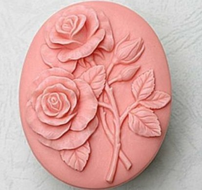 Rose 50328 Soap Mould