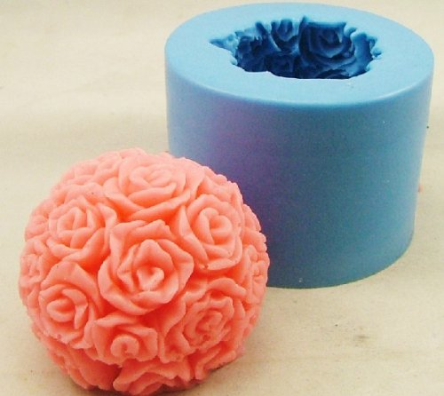 Sphere Rose Mold