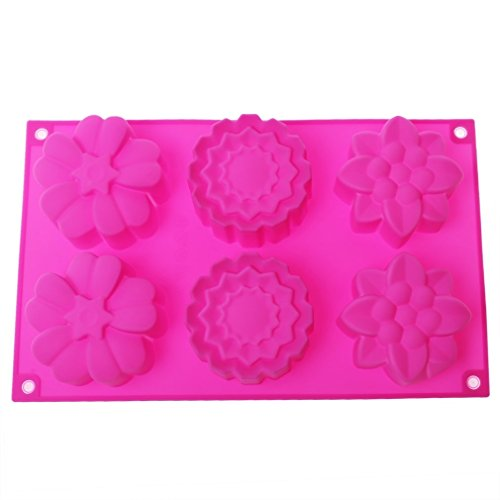 Big Flower Cake Mould