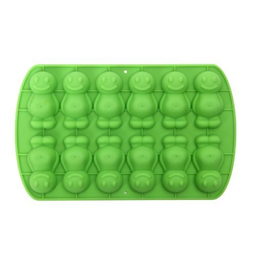 Dexam Silicone Jelly Baby Mini Mould